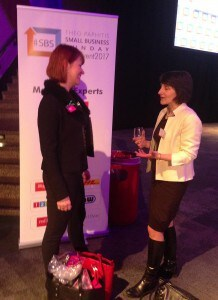 At the #SBS Winners conference