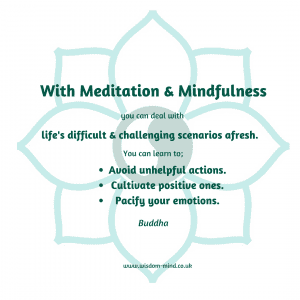 Mediation, mindfulness- the signs of success