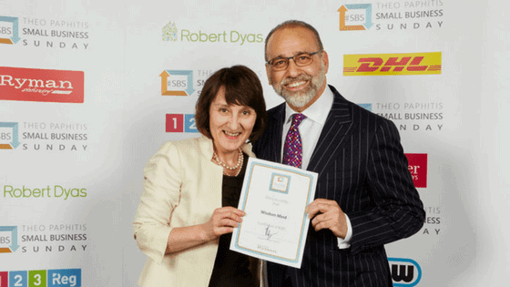 My day with Dragons Den's Theo Paphitis
