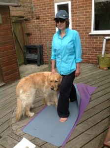 Annya Healing Yoga with Harvey