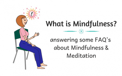 What is mindfulness? Some FAQ's about Mindfulness & Meditation
