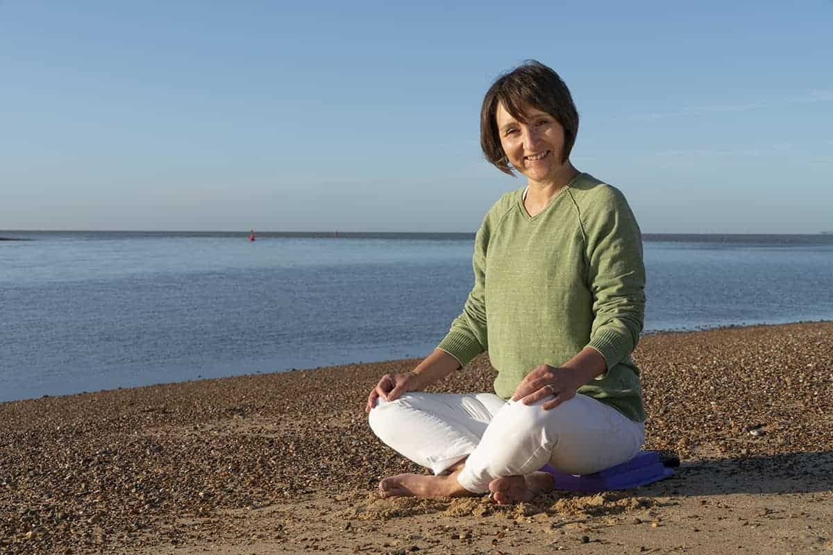 Learn mindfulness and meditation with Annya Stoddart at Wisdom-Mind